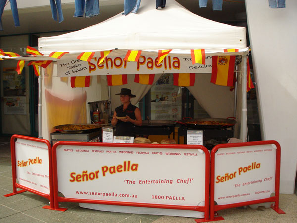 Señor Paella Catering for Events